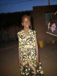 Mariama MBALLO (Mädchen, *2010)