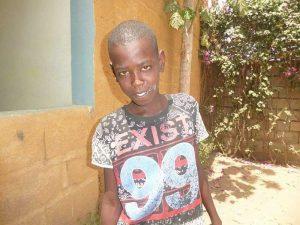 Amadou SOW (Junge *2006)
